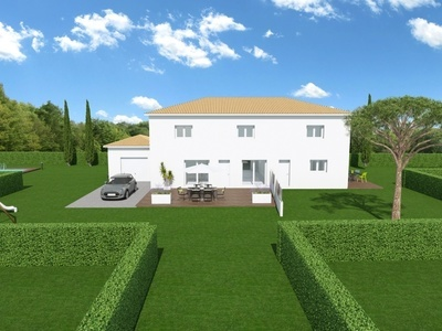 Maison neuve, 232 m²