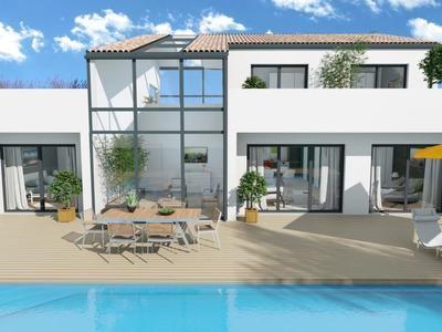 Maison neuve, 193 m²