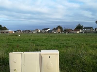 Terrain à bâtir, 350 m²