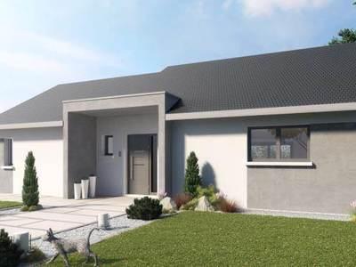 Maison neuve, 91 m² - Dorans (90400)