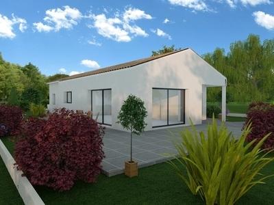 Maison neuve, 95 m² - Vic-le-Comte (63270)