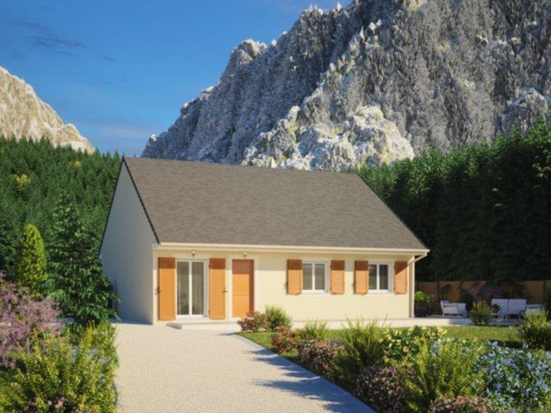 Maisons pierre amiens poulainville maisons de 3 pi ces 151400 superimmo - Domotique maison neuve ...