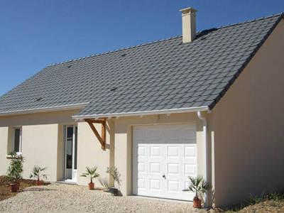 Maison neuve, 85 m²