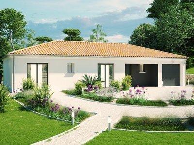 Maison neuve, 104 m²