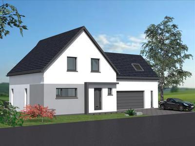 Maison neuve, 147 m²