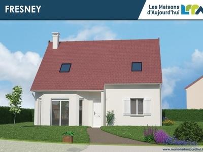 Maison neuve, 99,76 m²