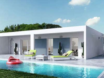 Maison neuve, 100 m²