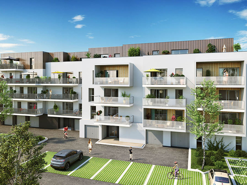 Icade Thionville Les Terrasses D Aelys 135000 Superimmoneuf
