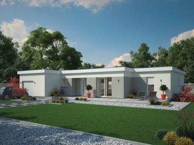 Maison neuve, 108 m² - Médis (17600)