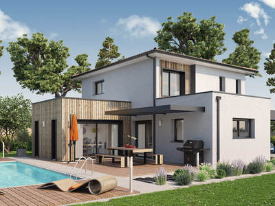 Maison neuve, 138 m²