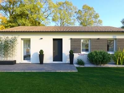 Maison neuve, 90 m² - Médis (17600)