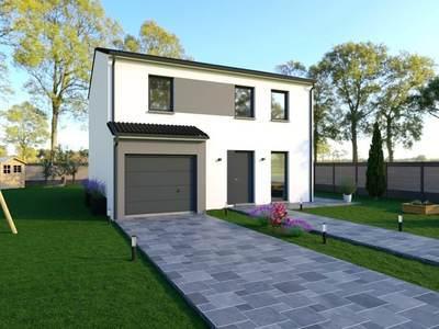 Maison neuve, 122 m² - Charron (17230)