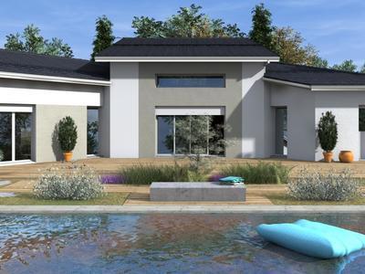 Maison neuve, 159 m²
