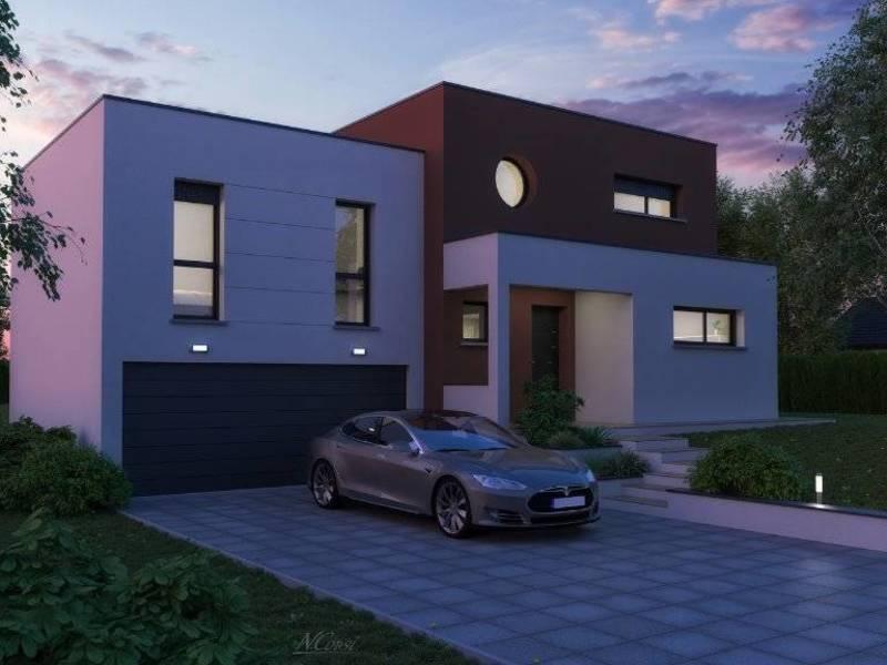 Maisons horizon saulny maisons de 7 pi ces 349000 for Modele maison horizon