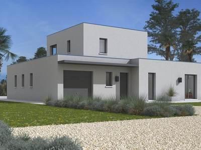 Maison neuve, 120 m² - Juvignac (34990)