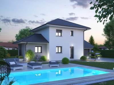 Maison neuve, 85 m² - Le Crès (34920)