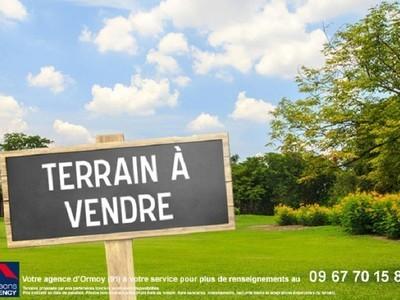 Terrain à bâtir, 295 m² - Morsang-sur-Orge (91390)