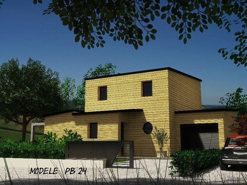 Maison neuve, 106,51 m²