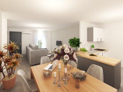 Maison neuve, 78 m² - Grues (85580)