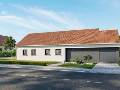 Maison neuve, 140 m² - Verlin (89330)
