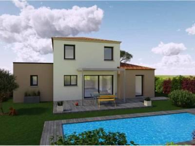 Maison neuve, 108 m² - Saint-Augustin (17570)