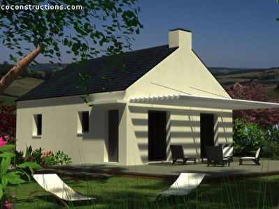 Maison neuve, 50,13 m²