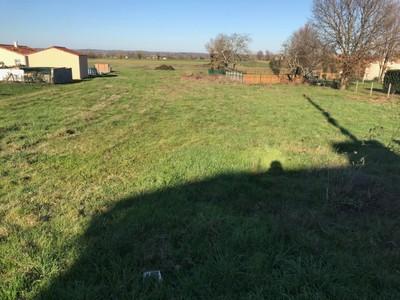 Terrain à bâtir, 1 100 m²