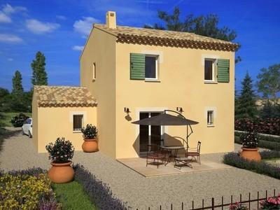 Maison neuve, 90 m² - Aix-en-Provence (13080)