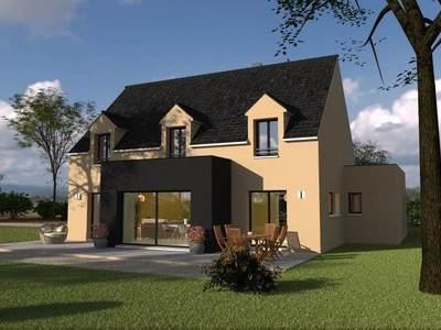 Maison neuve, 162 m²