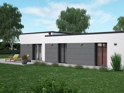 Maison neuve, 134 m² - Mauléon (79700)