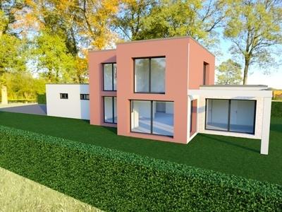 Maison neuve, 144 m² - Barentin (76360)