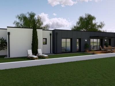 Maison neuve, 90 m² - Saint-Georges-de-Didonne (17110)