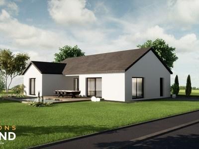 Maison neuve, 100 m² - Héricourt (70400)