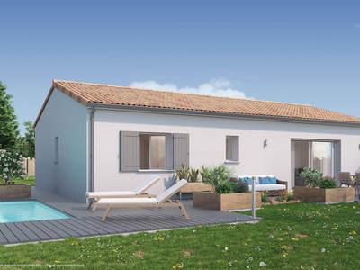 Maison neuve, 14 m²