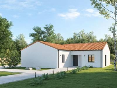 Maison neuve, 92 m² - Mérignac (33700)