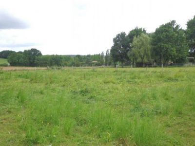 Terrain à bâtir, 1 373 m²
