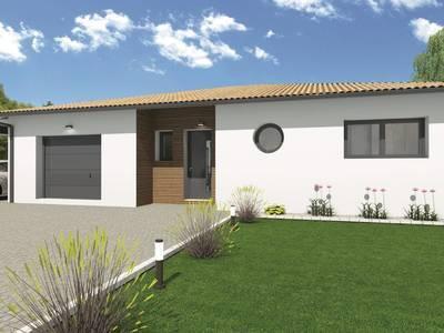 Maison neuve, 118 m² - Orleix (65800)