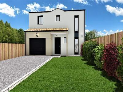Terrain à bâtir, 326 m² - Pont-Saint-Martin (44860)