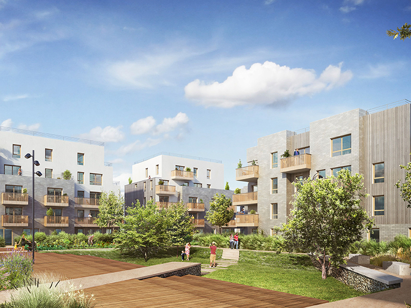 credit agricole immobilier promotion bussy-saint-georges liv'in