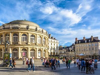 Rennes-Quartier universitaire