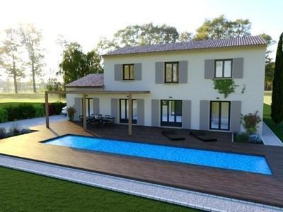 Maison neuve, 170 m² - Aix-en-Provence (13290)