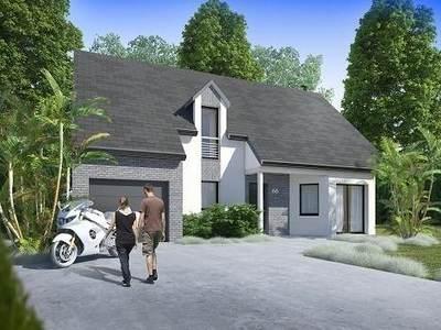 Maison neuve, 123,94 m²