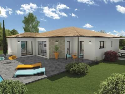 Maison neuve, 118 m² - Mérignac (33700)