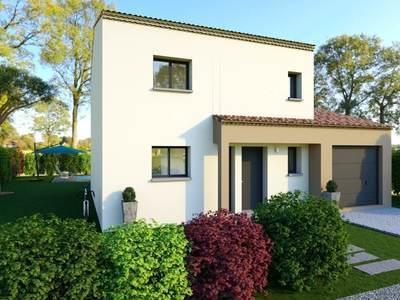 Maison neuve, 108 m² - Aix-en-Provence (13090)