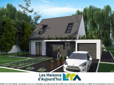 Maison neuve, 79,25 m²