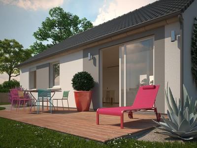 Maison neuve, 99 m²