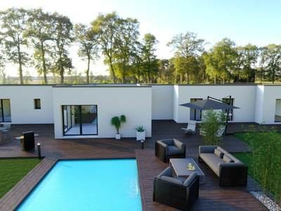 Maison neuve, 178 m² - Couzeix (87270)