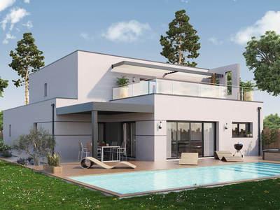 Maison neuve, 259 m²