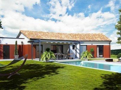 Maison neuve, 100 m² - Pujaudran (32600)