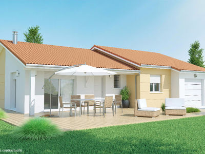 Maison neuve, 860 m²